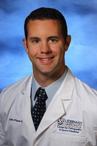Dr. Collin O'Keefe - Orthopedic Sports Medicine